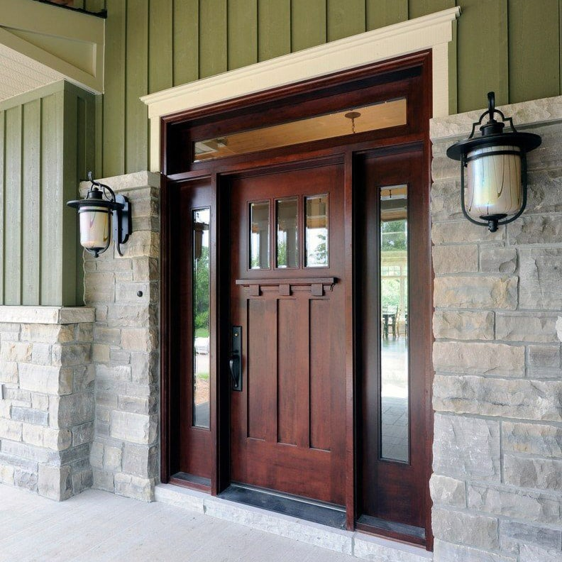 custom doors savannah